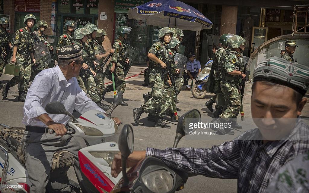 Undangan Cina untuk Para Diplomat Eropa ke Xinjiang Diragukan