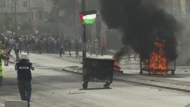 Seorang Wartawan Dan Dua Petugas Medis Terluka Dalam  Bentrokan di Bethlehem