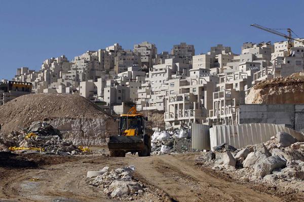 Pembangunan Infrastruktur Untuk 24 Permukiman Ilegal Yahudi di Salfit Rampas Lahan Palestina