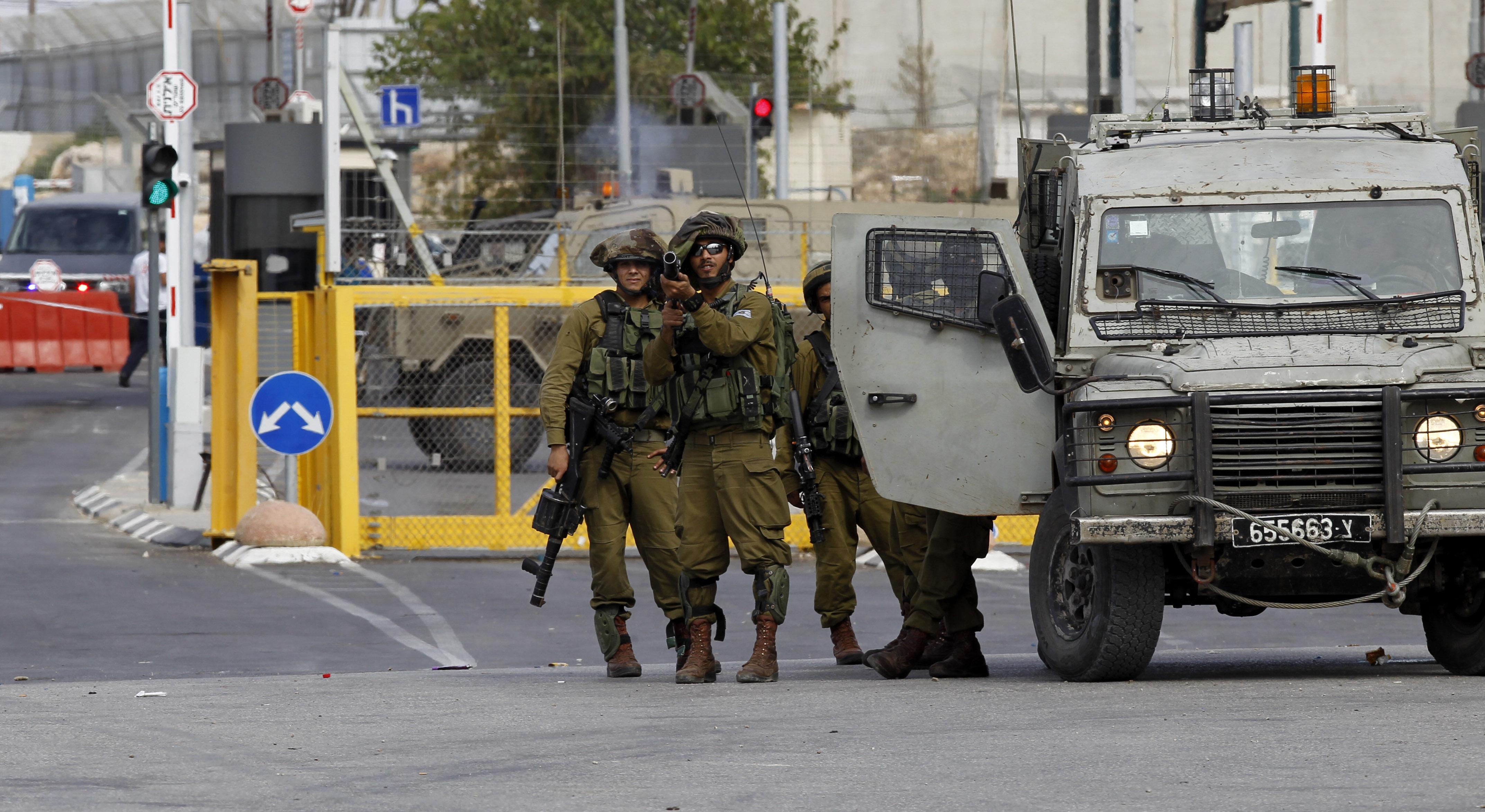 Sejumlah 68% Warga Palestina Yang Tewas Terbunuh di Pos Pemeriksaan Israel