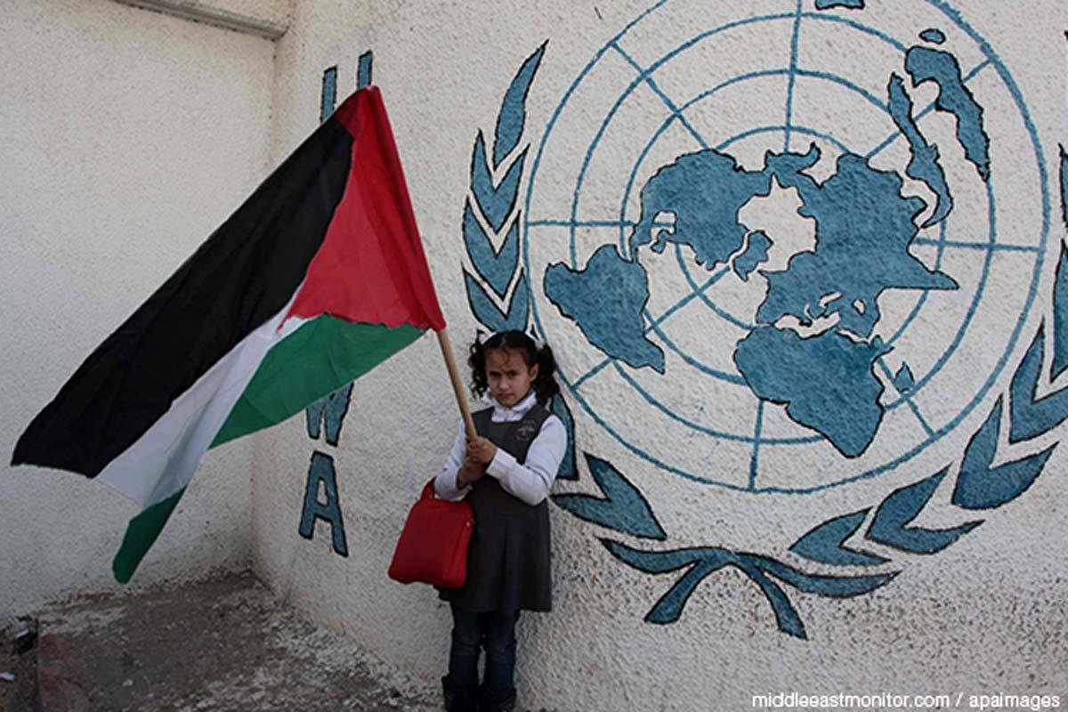 UNRWA Alami Krisis Keuangan
