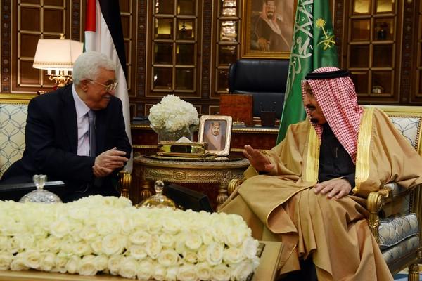 Saudi Kirim Dana Delapan Triliun Rupiah Untuk Palestina