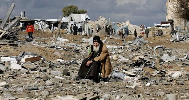 UNRWA: 70% Sisa-Sisa Bahan Peledak Israel Ancam Kehidupan Warga Gaza