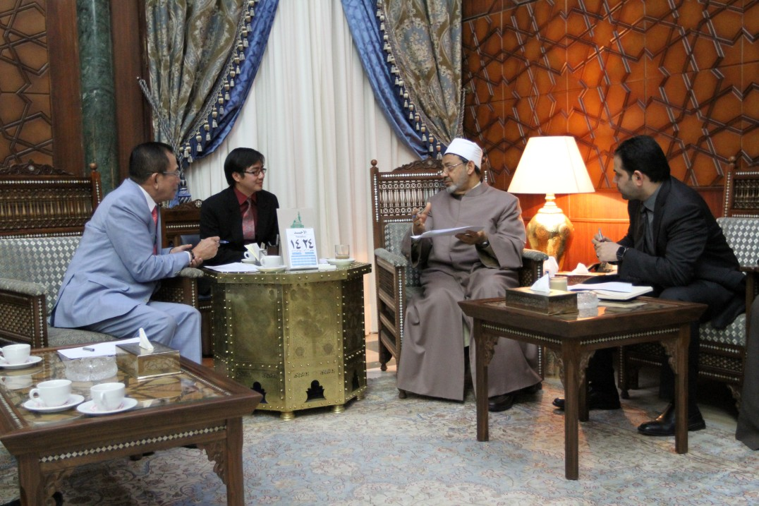 Dubes RI untuk Mesir: Kunjungan Syaikh Agung Al-Azhar ke Indonesia sebagai Penyejuk