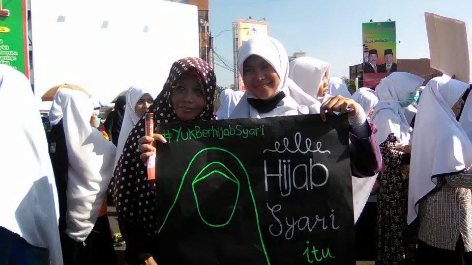 Lembaga Dakwah Kampus Lampung Ajak Masyarakat Tutup Aurat