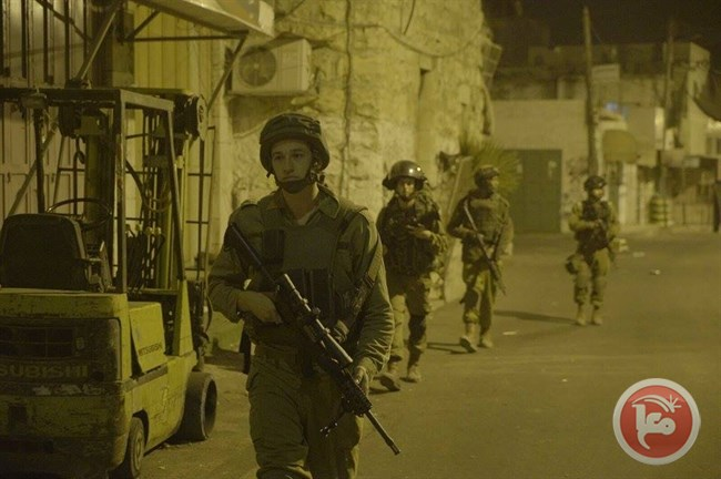Israel Tangkap 18 Warga Palestina Dalam Semalam di Tepi Barat