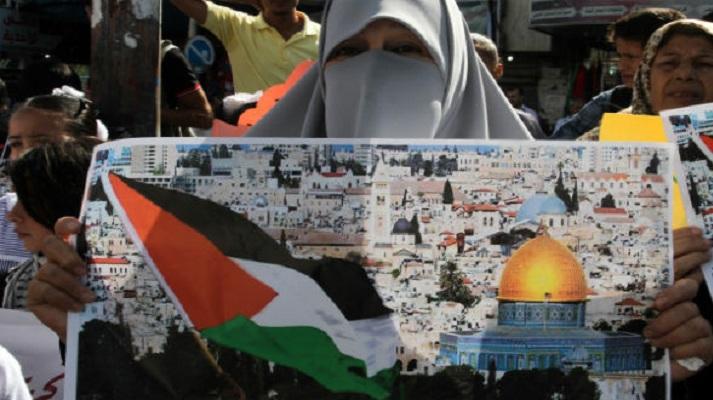 Jamaah Muslimin Peringati 10 Tahun Perang Pembebasan Al-Aqsa