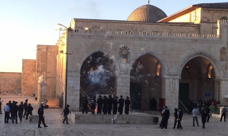 Al-Aqsha Masih Dalam Bahaya