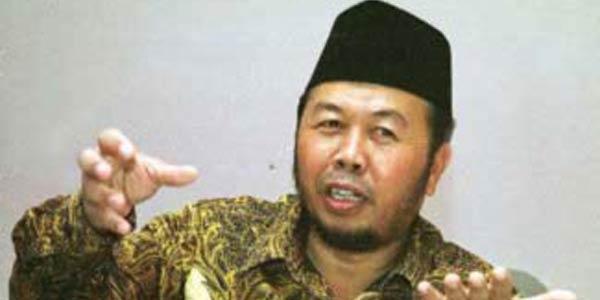 Didin Hafidhuddin Sesalkan Pernyataan Presiden Pasca 4 November