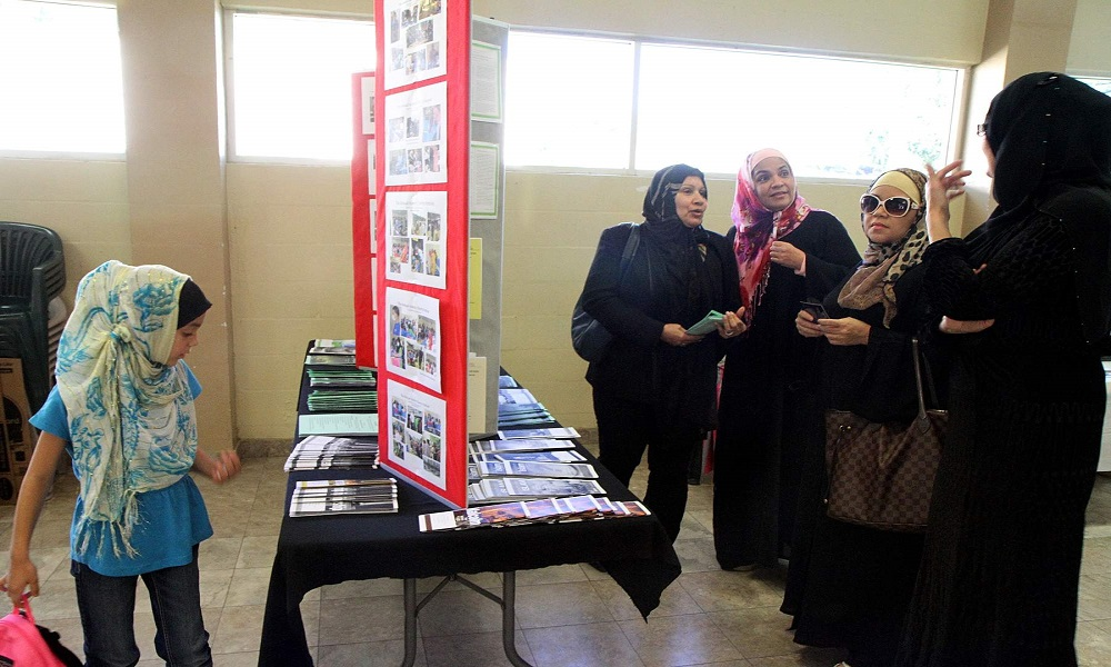 "Masjid Al-Qassam di Florida Adakan ""Open House"""
