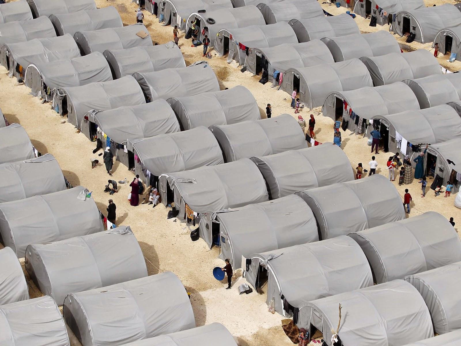 PBB Puji Turki Tampung Jutaan Pengungsi Suriah