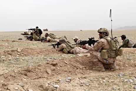 UAE Siap Kirim Pasukan Darat ke Suriah