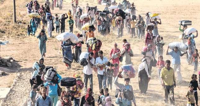 Turki Tetap Buka Perbatasan Untuk Pengungsi Suriah