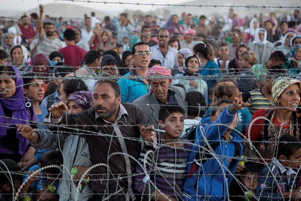 Turki Tetap Terima Pengungsi Meski Sudah Capai Kapasitas