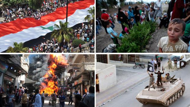 Gencatan Senjata Suriah Tidak Berlaku Bagi ISIS dan Al-Qaeda