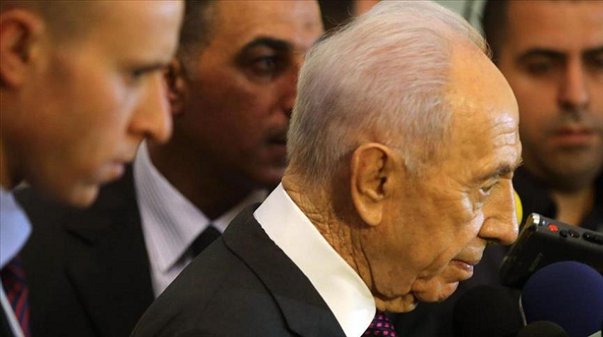 Mantan Pemimpin Israel Shimon Peres Meninggal