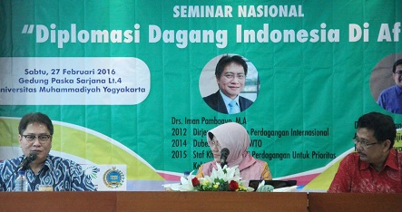 Tingkat Kebebasan Ekonomi Indonesia Harus Diperbaiki