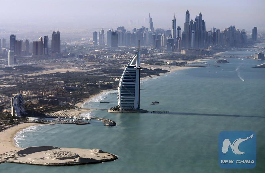 Mall dan Wisata di Emirat Marak Sambut Tahun Baru China