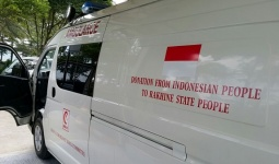 "MER-C Adakan ""Ambulance and Medicals Aids for Suriah"""