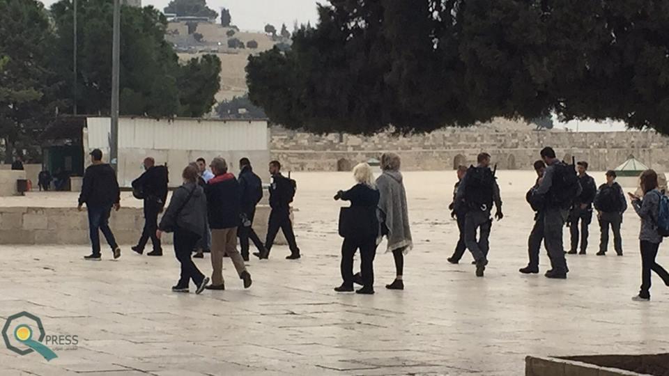Dikawal Pasukan Khusus Israel, Ekstrimis Yahudi serbu Al-Aqsha