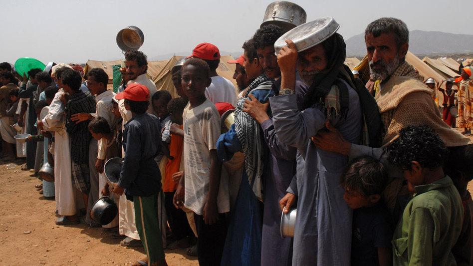 Badan Pangan PBB Kirim Bantuan Makanan ke Taiz