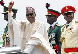 Presiden Nigeria Buhari Dukung Solusi Dua Negara