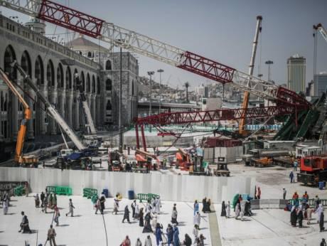 Saudi Ajukan 50 Nama Tersangka Musibah Crane