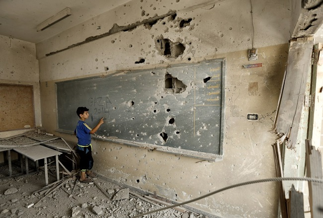 98% Puing-puing Perang Israel di Jalur Gaza Berhasil Disingkirkan