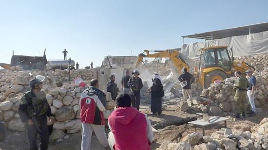 Israel Perintahkan Penghentian Pembangunan Dua Rumah di Hebron