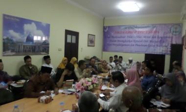 BNN Bersama Ormas Islam Raker Pemetaan Narkoba