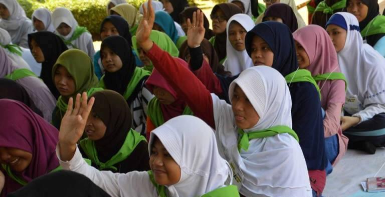 KAPMI Jakarta Adakan Super Leadership Camp