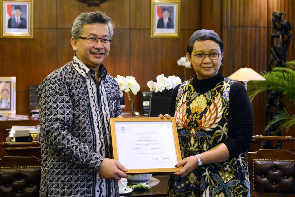 Warisan Budaya Indonesia Kembali Diakui UNESCO Sebagai Warisan Dunia