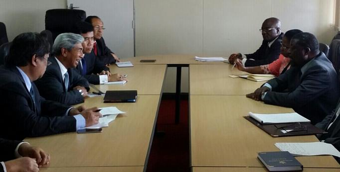 RI- Zimbabwe Sepakat Lindungi Investasi Perusahaan Indonesia
