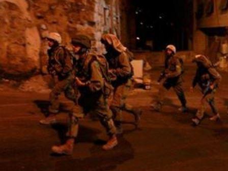 Tentara Israel Culik 34 Warga Palestina dalam Semalam