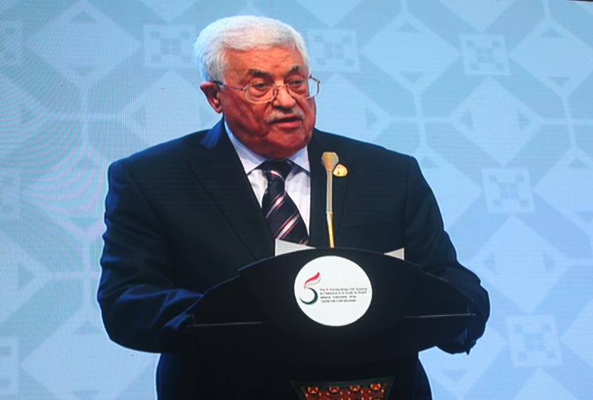 Abbas Desak Israel Hentikan Hasutan dan Kekerasan Pemicu Konflik