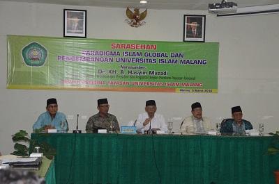 Rektor Unisma: Gali Kembali Khazanah Keislaman di Indonesia