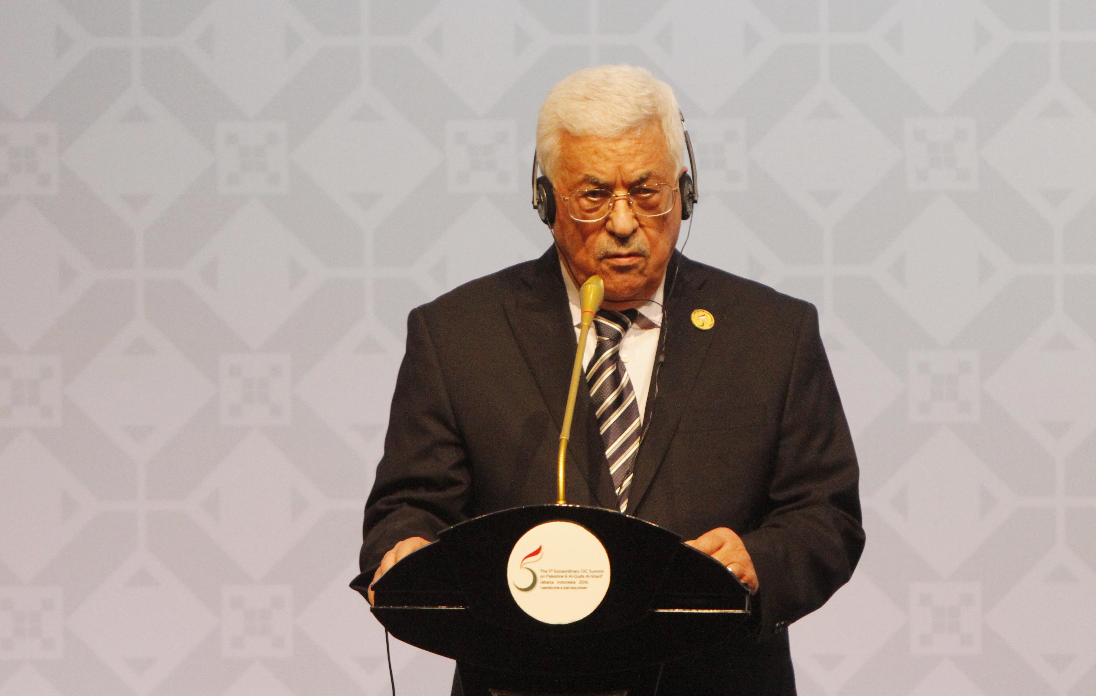Mahmoud Abbas: Tak Ada Palestina Tanpa Al-Quds