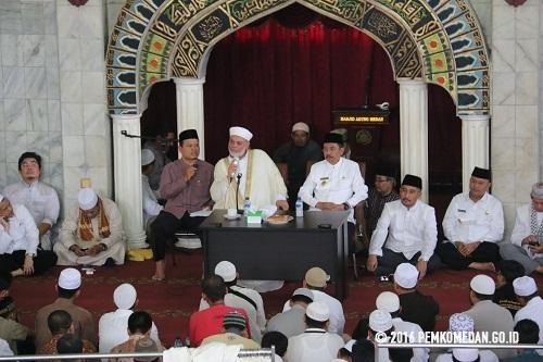 Syaikh Abu Sneina Ajak Muslimin Ziarah ke Al-Aqsha
