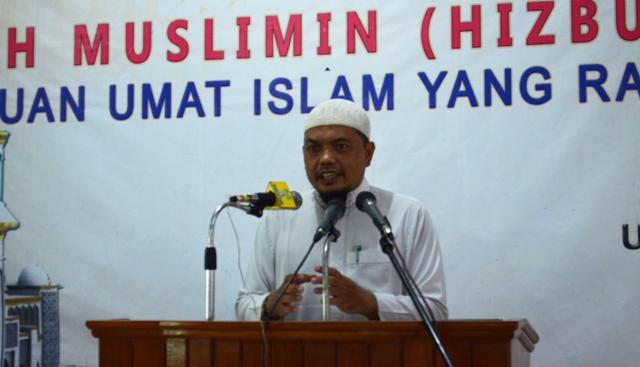 Da'i Jama'ah Muslimin (Hizbullah): Shalat Sebagai Miniatur Kehidupan