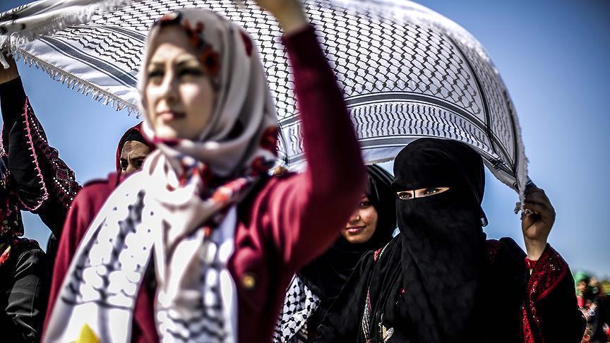 Gaza Peringati Hari Perempuan Internasional Sebagai Momen Pahit