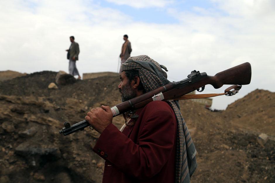 Delegasi Houthi ke Riyadh untuk Perundingan Damai Yaman