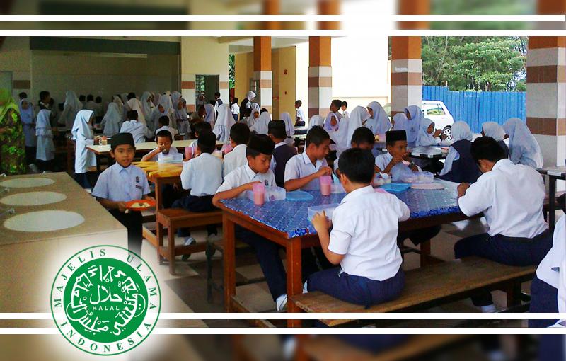 LPPOM MUI : Pemerintah Harus Kembali Terapkan Sertifikasi Halal Kantin Sekolah