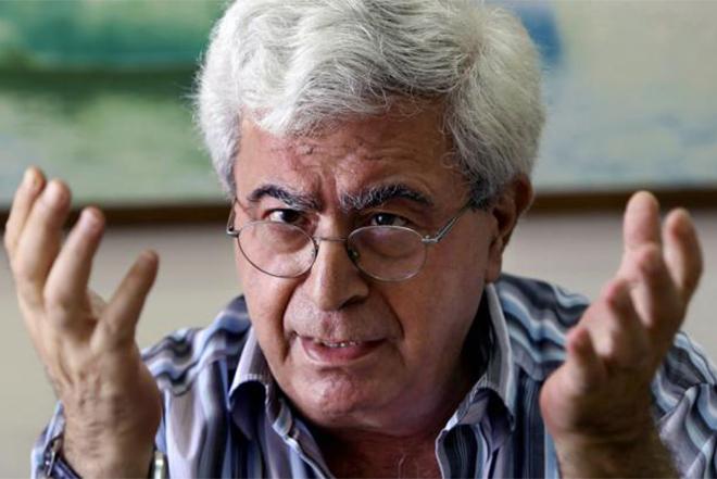Novelis Lebanon Sumbangkan Hadiah Sastra-nya Pada Universitas di Palestina