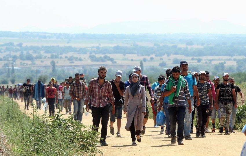 Rute Balkan Bagi Pengungsi Diblokir