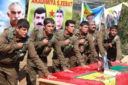 Rusia Dukung Kelompok Kurdi