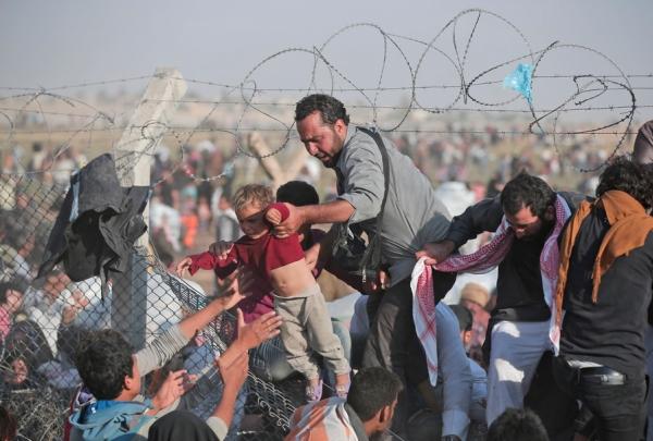 Menggugah Peran Negara Arab Terhadap Pengungsi Suriah