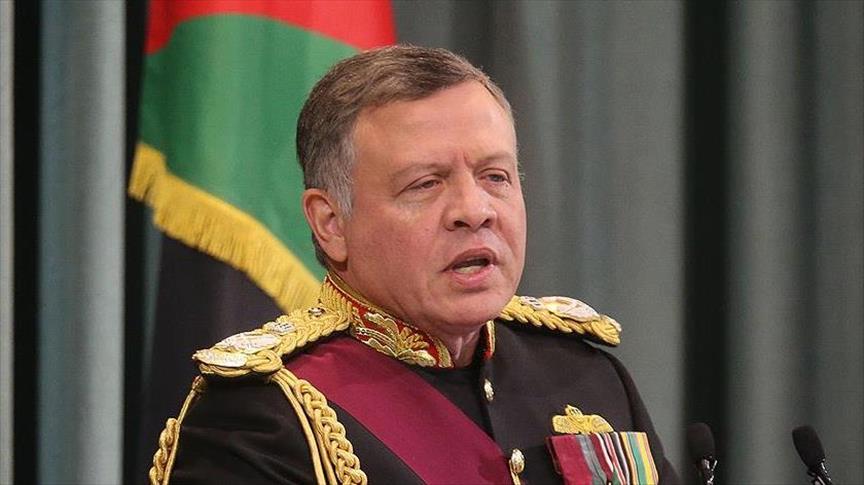 Raja Yordania di Turki Bertemu Presiden Erdogan