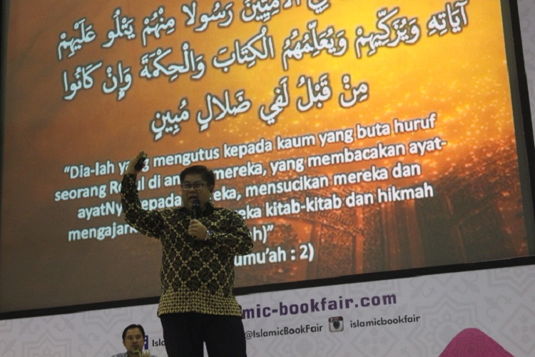 Sukro Muhab: Pendidikan Islam Harus Berlandaskan Al-Qur'an