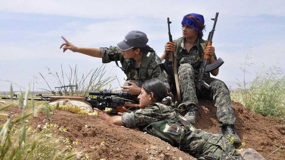 Operasi Militer Turki Tewaskan 271 Militan Kurdi