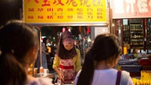 Pejabat di Cina Serukan Penetapan Standar Makanan Halal Nasional